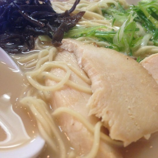 10/19/2012 tarihinde Trudy W.ziyaretçi tarafından Tatsu Ramen'de çekilen fotoğraf