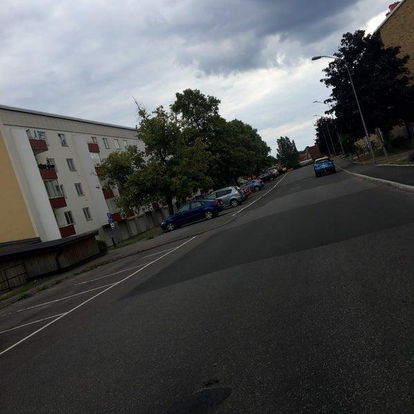 parkering skövde