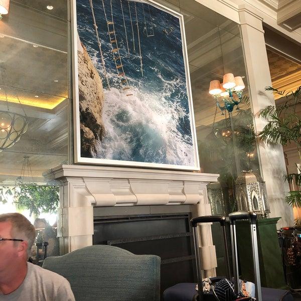 Terrazza Restaurant In Santa Monica
