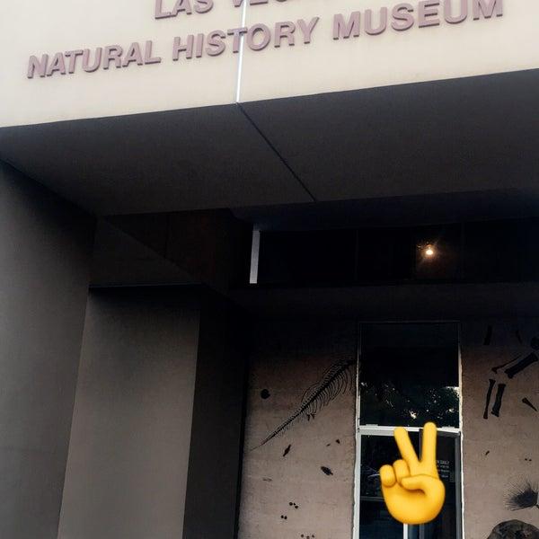 Foto tirada no(a) Las Vegas Natural History Museum por Vane D. em 5/2/2017