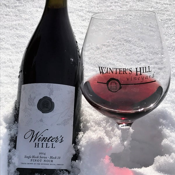 Das Foto wurde bei Winter's Hill Estate Vineyard & Winery von Winter's Hill Estate Vineyard & Winery am 3/30/2017 aufgenommen