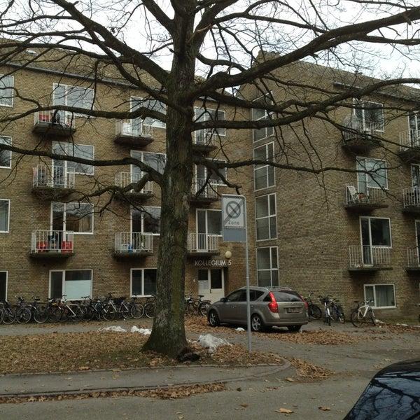 Kollegium 5 Studentenwohnheim In Aarhus Universitet
