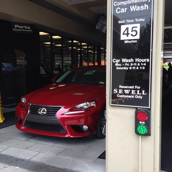 Lexus Of Dallas >> Photos At Sewell Lexus Of Dallas 12 Tips