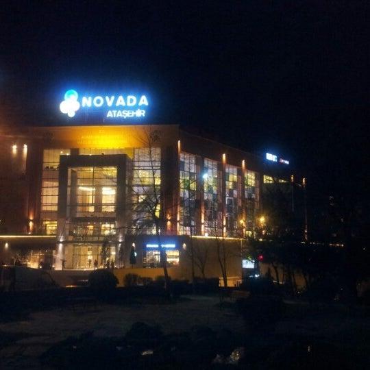 Foto tomada en Novada Ataşehir por Ece T. el 1/22/2013