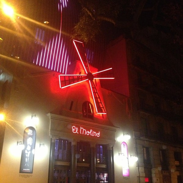 Foto tomada en El Molino por Mike S. el 12/30/2012
