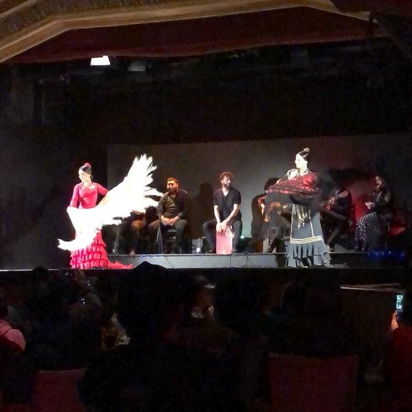 Das Foto wurde bei Palacio del Flamenco von Özden am 3/28/2019 aufgenommen