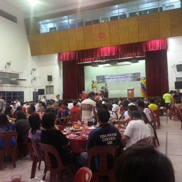 Photo Taken At Toa Payoh East Community Club By Jordan W On 10 6