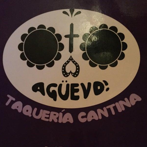 11/14/2014에 Erika님이 AGÜEVO! Taquería Cantina에서 찍은 사진