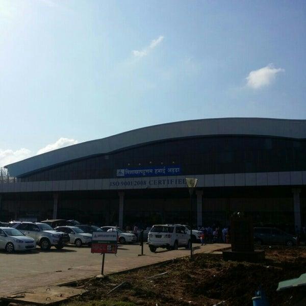 รูปที่ Visakhapatnam International Airport (VTZ) - Vizag