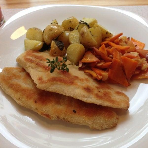 Foto diambil di Bien! Gastronomia Funcional oleh Fernanda N. pada 2/28/2013