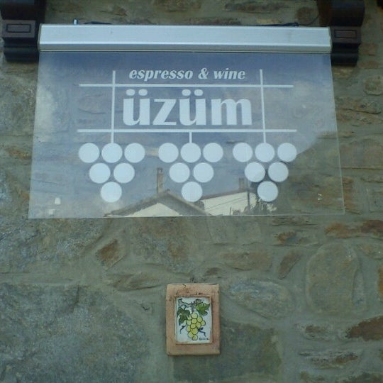 10/28/2012에 Duygu S.님이 Üzüm Cafe에서 찍은 사진