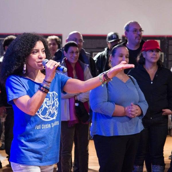 Foto scattata a Bronx Museum of the Arts da Bronx Museum of the Arts il 8/23/2016