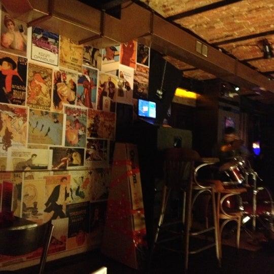 รูปภาพถ่ายที่ BelochkaБар โดย Ana D. เมื่อ 11/30/2012