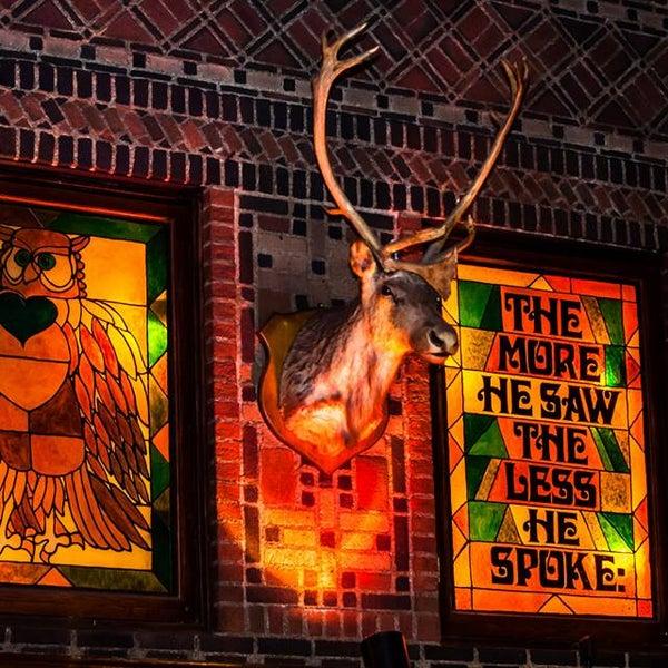 Foto diambil di The Owl Bar oleh The Owl Bar pada 1/6/2014