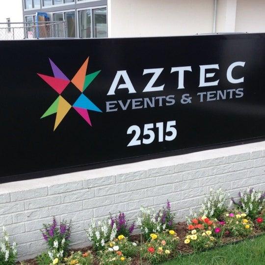 & Aztec Events u0026 Tents - 7 visitors