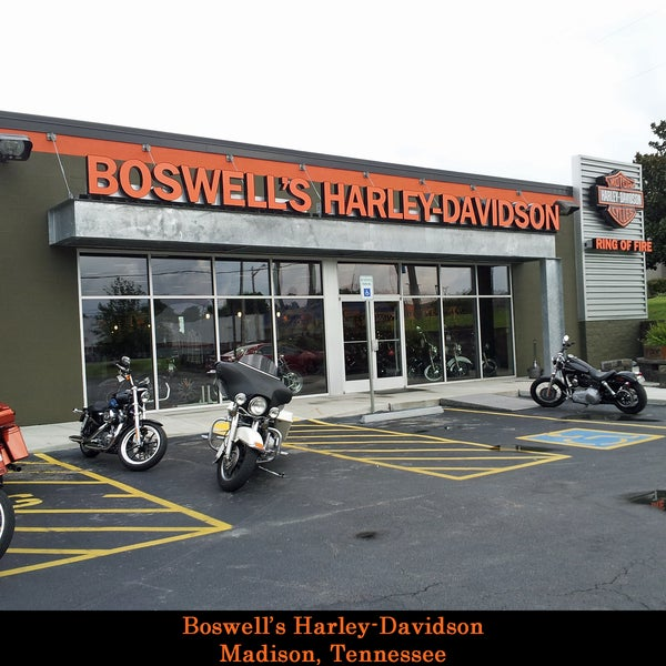 Harley Davidson Nashville >> Photos At Boswell S Harley Davidson Shop Nashville Tn