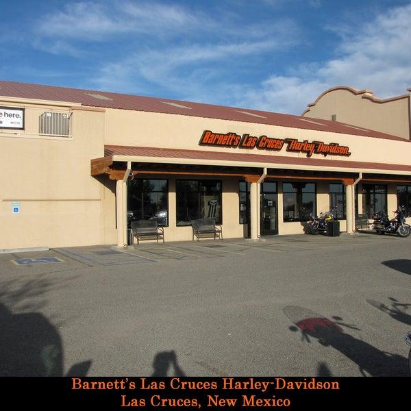 Barnett's Las Cruces Harley-Davidson - Motorcycle Shop in
