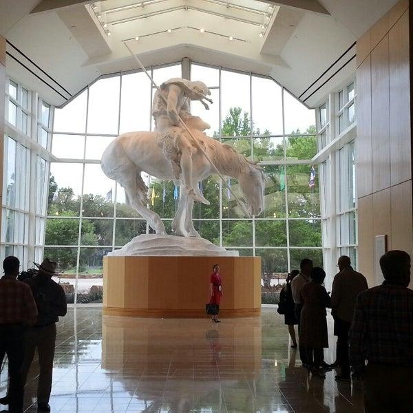 Foto tomada en National Cowboy & Western Heritage Museum por Seth N. el 7/25/2013