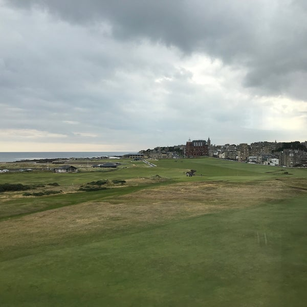 Foto tirada no(a) Old Course Hotel Golf Resort & Spa por Marc L. em 8/10/2018