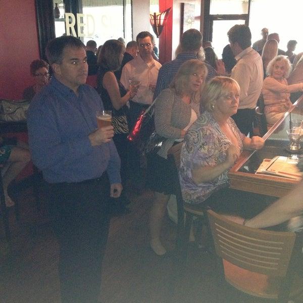 4/9/2013에 ALESHA B.님이 Red Sky Tapas & Bar에서 찍은 사진