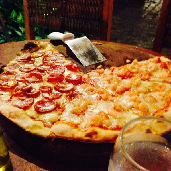 Photo prise au Pitanga Pizzaria par Maah M. le9/5/2014