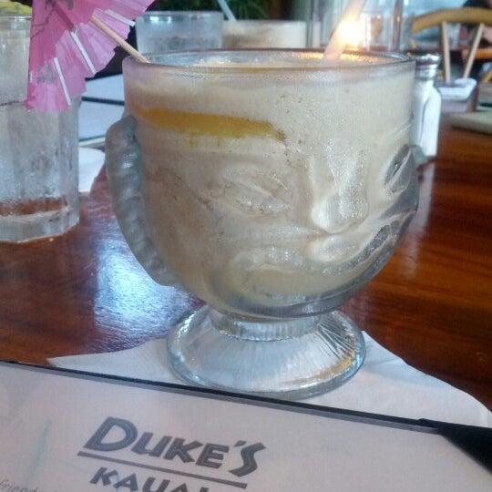 10/7/2012에 Dallas Nagata W.님이 Duke's Kauai에서 찍은 사진