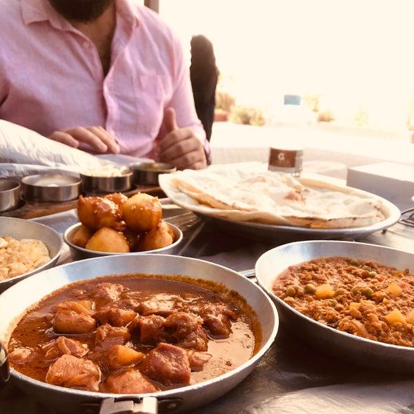 Foto tomada en Emmawash Traditional Restaurant | مطعم اموش por HNO el 2/7/2020