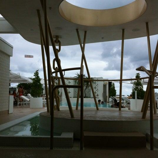 12/14/2012にLaDesayuneriadeJoseがHighbar - Pool·Bar·Skyで撮った写真