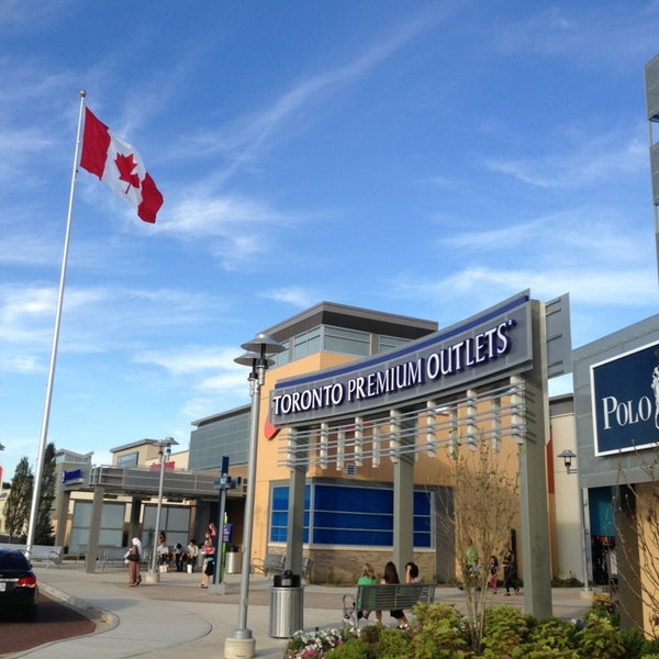 29696a206cb Toronto Premium Outlets - Outlet Mall in Halton Hills