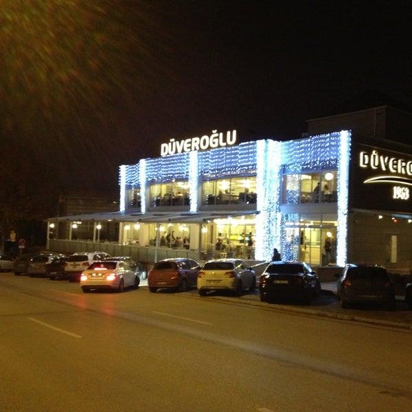 12/22/2012 tarihinde Tamer Y.ziyaretçi tarafından Düveroğlu'de çekilen fotoğraf
