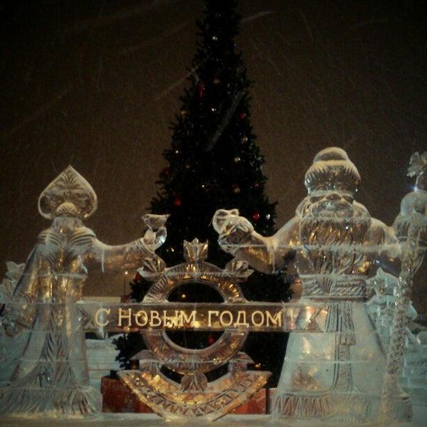 Снимок сделан в ТРК «Северный Молл» пользователем Rinat 🚲 F. 1/23/2013