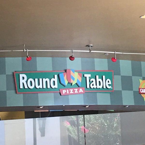 Round Table Pizza 10952 Trinity Pkwy Ste A