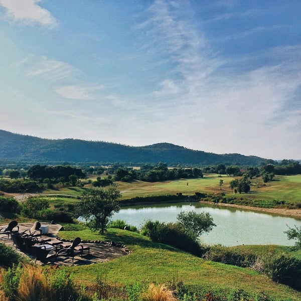 Foto scattata a Argentario Golf Resort & Spa da Kiereall K. il 8/19/2015