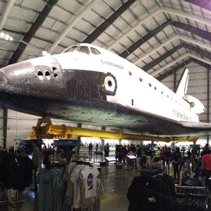 Das Foto wurde bei California Science Center von Alberto M. am 11/28/2012 aufgenommen