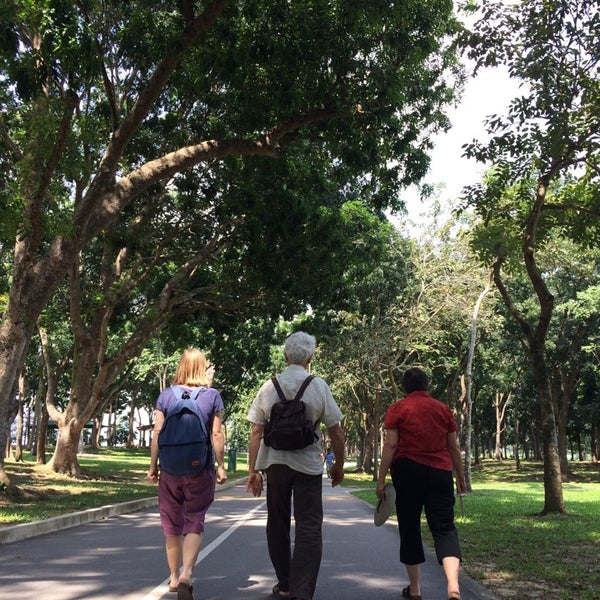 1/18/2015에 Dave C.님이 Forest Adventure (Bedok Reservoir Park)에서 찍은 사진