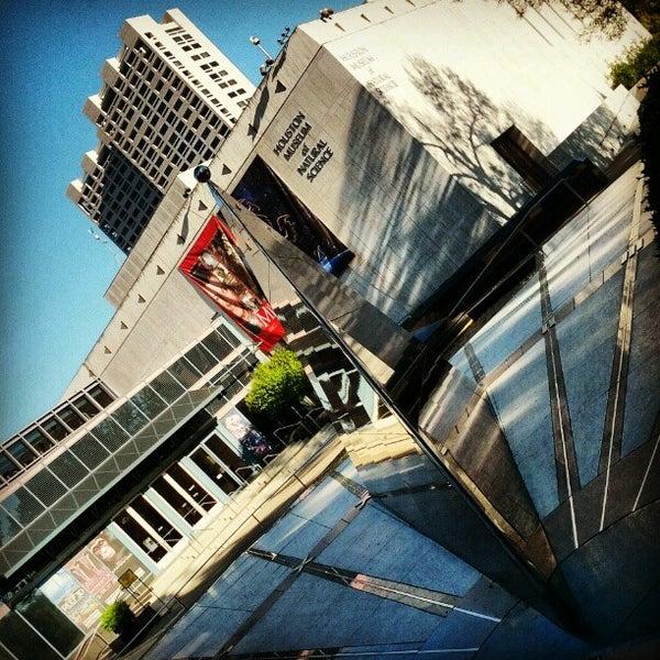 Foto scattata a Houston Museum of Natural Science da Randy il 12/13/2012