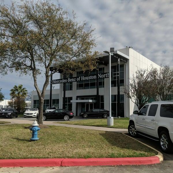 Mercedes North Houston >> Mercedes Benz Of Houston North Houston Tx