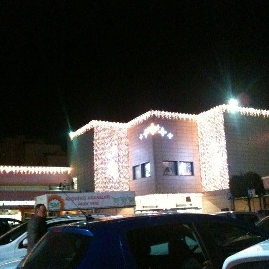Das Foto wurde bei Beylikdüzü Migros AVM von Tuğcenur A. am 12/14/2012 aufgenommen