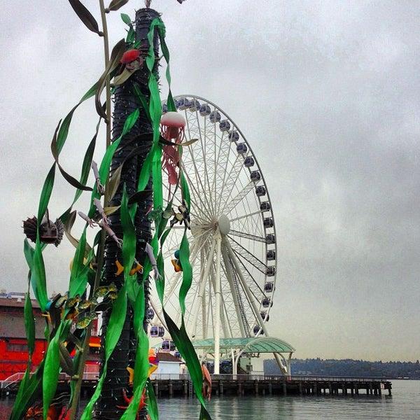 Das Foto wurde bei Waterfront Park von Ivan S. am 11/20/2012 aufgenommen