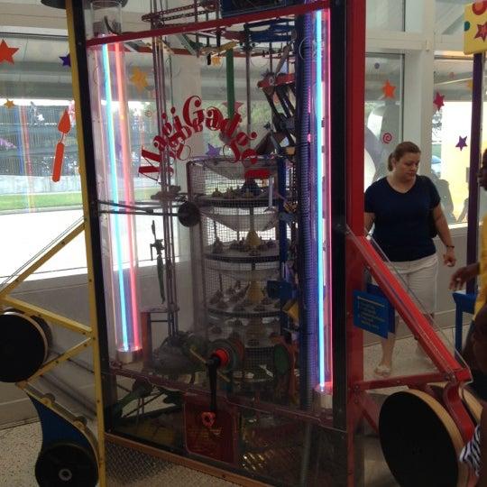 Photo prise au Children's Museum of Houston par R . le11/4/2012