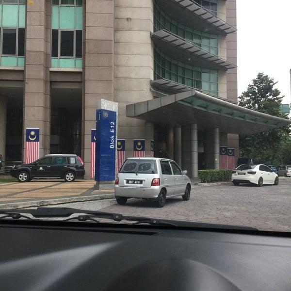 Blok E12 Parcel E Government Building