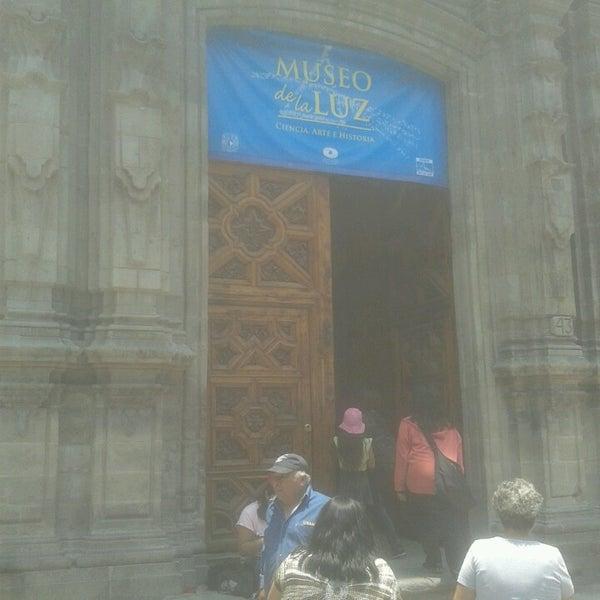 Foto tomada en Museo de la Luz por Daniel M. el 5/18/2013