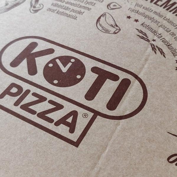 kotipizza kuokkala
