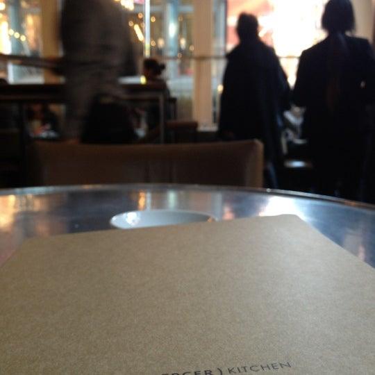 Foto tirada no(a) Mercer Kitchen por Benjamin H. em 11/26/2012