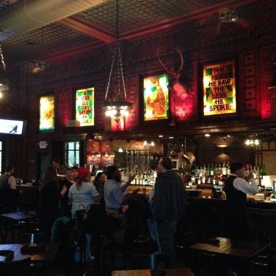 Снимок сделан в The Owl Bar пользователем Doug M. 10/31/2012
