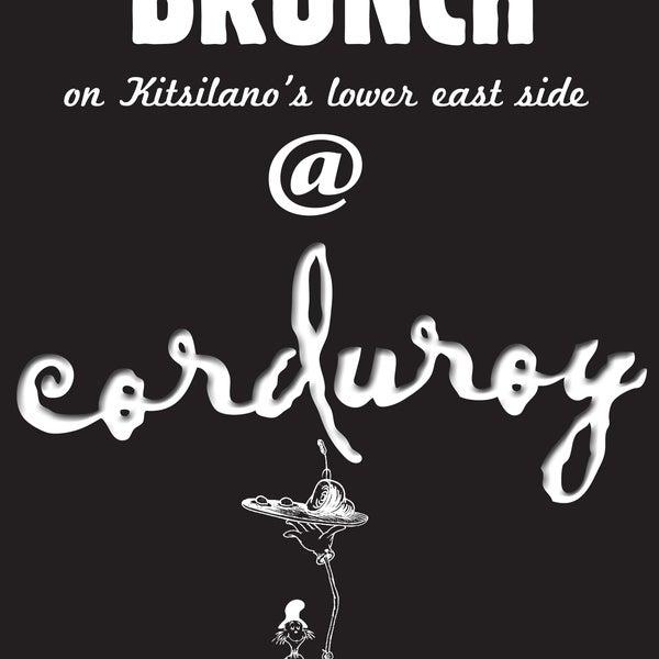 Photo prise au Corduroy par Corduroy le10/27/2013