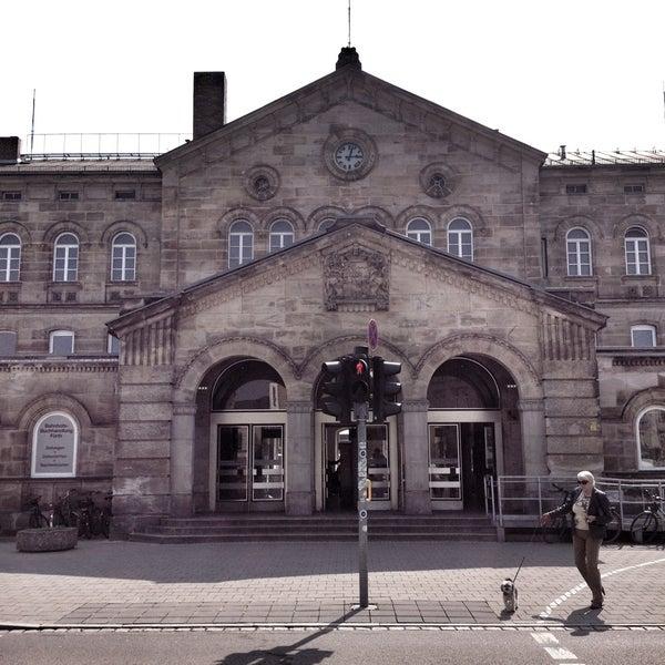 Fürth Hauptbahnhof - 5 tips