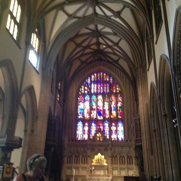 Photo prise au Trinity Church par Yulia Y. le6/27/2013