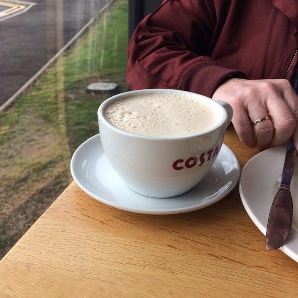 Costa Coffee Robroyston Glasgow Glasgow City