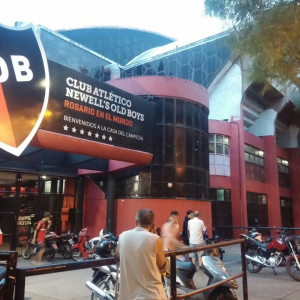Foto scattata a Estadio Marcelo Bielsa (Club Atlético Newell's Old Boys) da Ilker A. il 1/28/2016